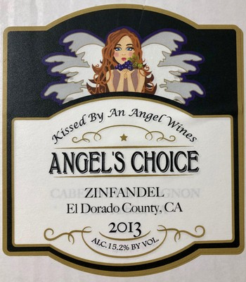 2013 Angel's Choice Zinfandel