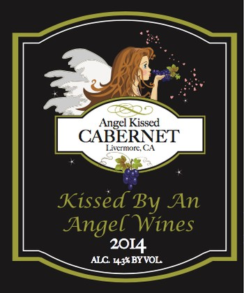 2014 Angel Kissed Cabernet Image