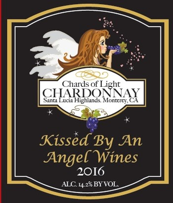 2016 Chards of Light Chardonnay