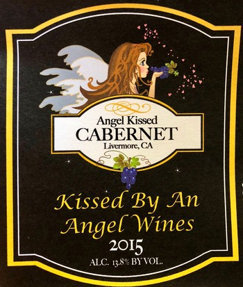 2015 Angel Kissed Cabernet Image