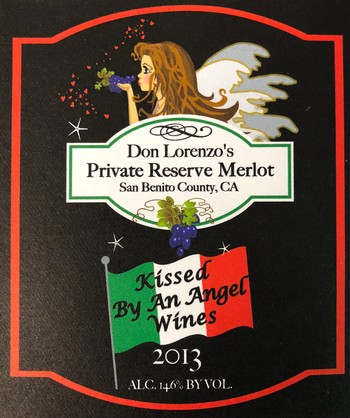 2013 Don Lorenzo Private Reserve Merlot