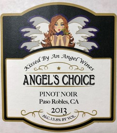 2013 Angel's Choice Pinot Noir