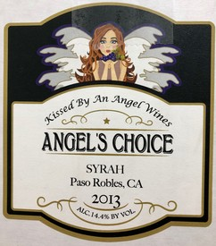 2013 Angel's Choice Syrah