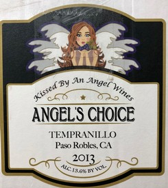 2013 Angel's Choice Tempranillo