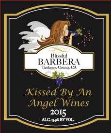 2015 Blissful Barbera