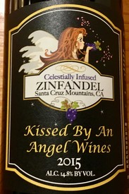 2015 Celestially Infused Zinfandel SCM