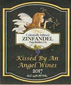 2017 Celestially Infused Zinfandel