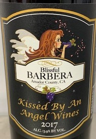 2017 Blissful Barbera
