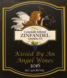 2016 Celestially Infused Zinfandel Image